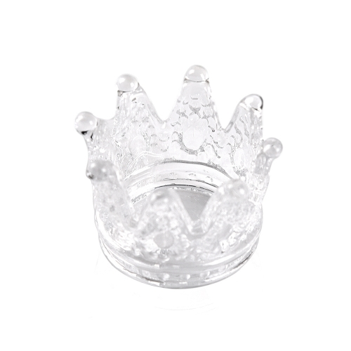 Crown Nail Brush Holder 410154